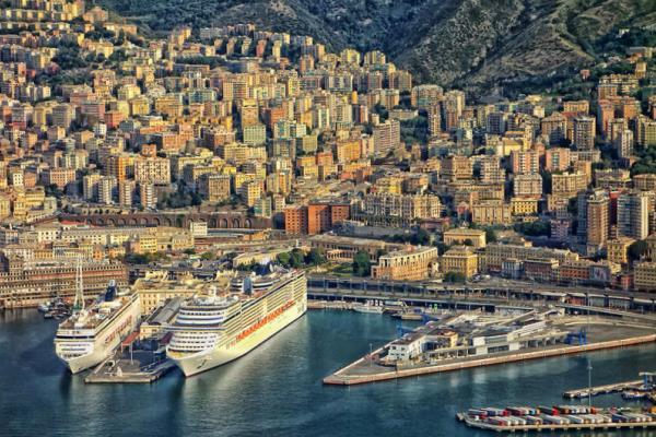 Генуя – морская воительница