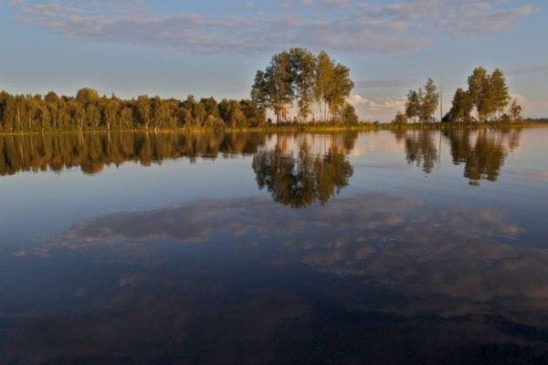 Озеро Валдай красивейшая заповедная зона