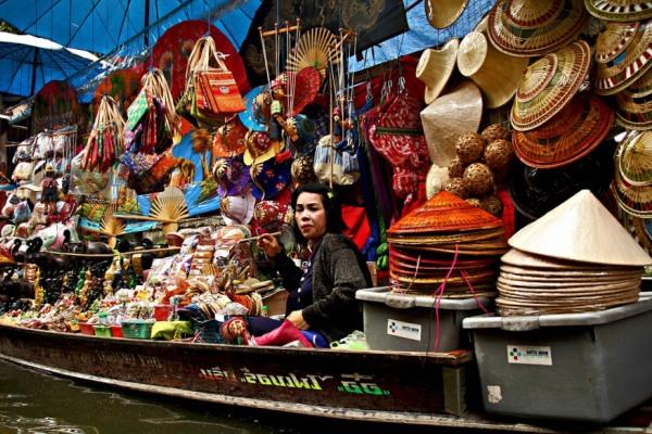 Еда, одежда и не много о ценах в Таиланде