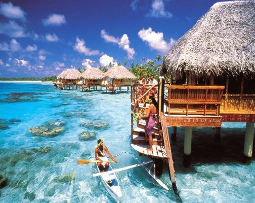 Карибские острова - география
