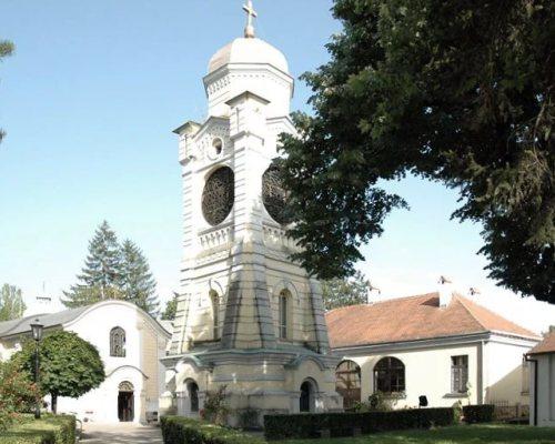 Снова Крагуевац – центр города и церкви