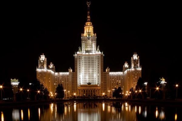 Сталинские высотки – символ могущества