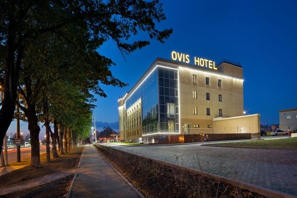 Комфортный Ovis Hotel, для гостей Харькова
