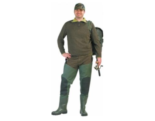 Заброды - необходимый аксессуар для настоящего рыбака