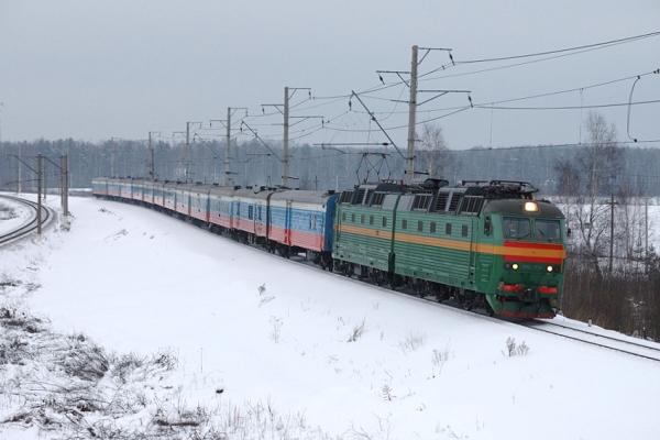 Маршрут Москва-Владивосток