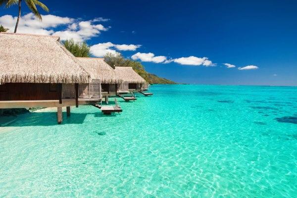 Самостоятельно на Мальдивы