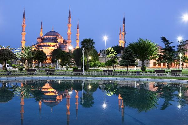 Обзор лучших курортов Турции