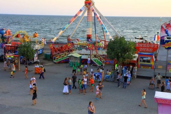 Бердянск - отличный отдых