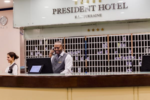 Президент Отель в Киеве