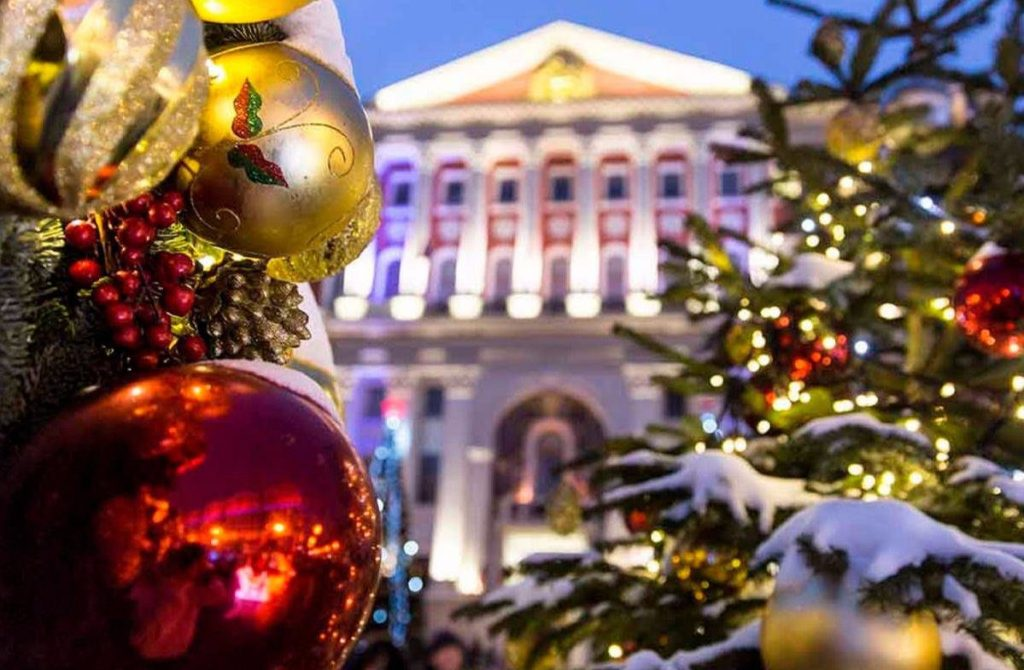 Зимний фестиваль «Путешествие в Рождество»