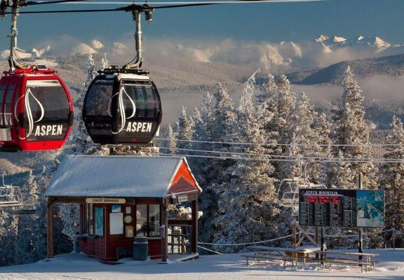 Американские горнолыжные курорты (штат Колорадо)