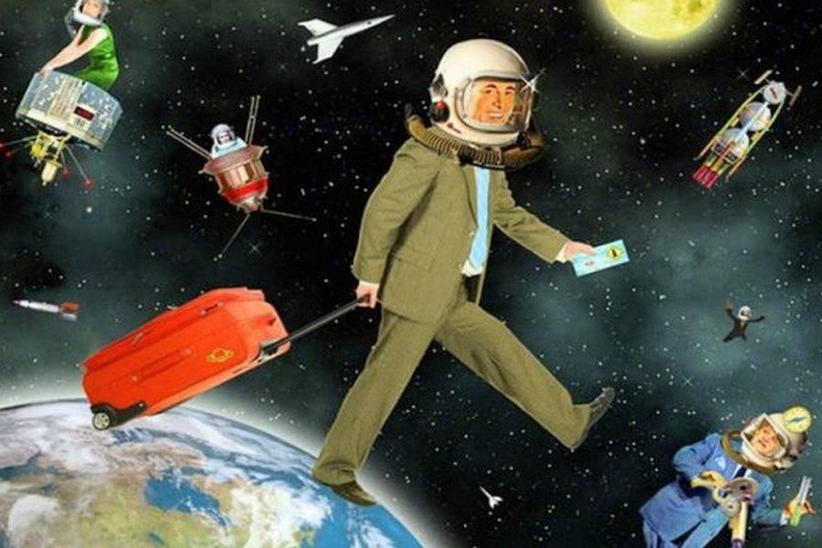 В XXI веке станет активно развиваться космический туризм